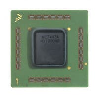 MC7447AVU1420LB|飞思卡尔常用电子元件