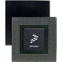 MPC8358ZUAGDG 飞思卡尔常用电子元件