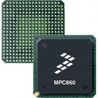 MPC862PCZQ66B|飞思卡尔常用电子元件